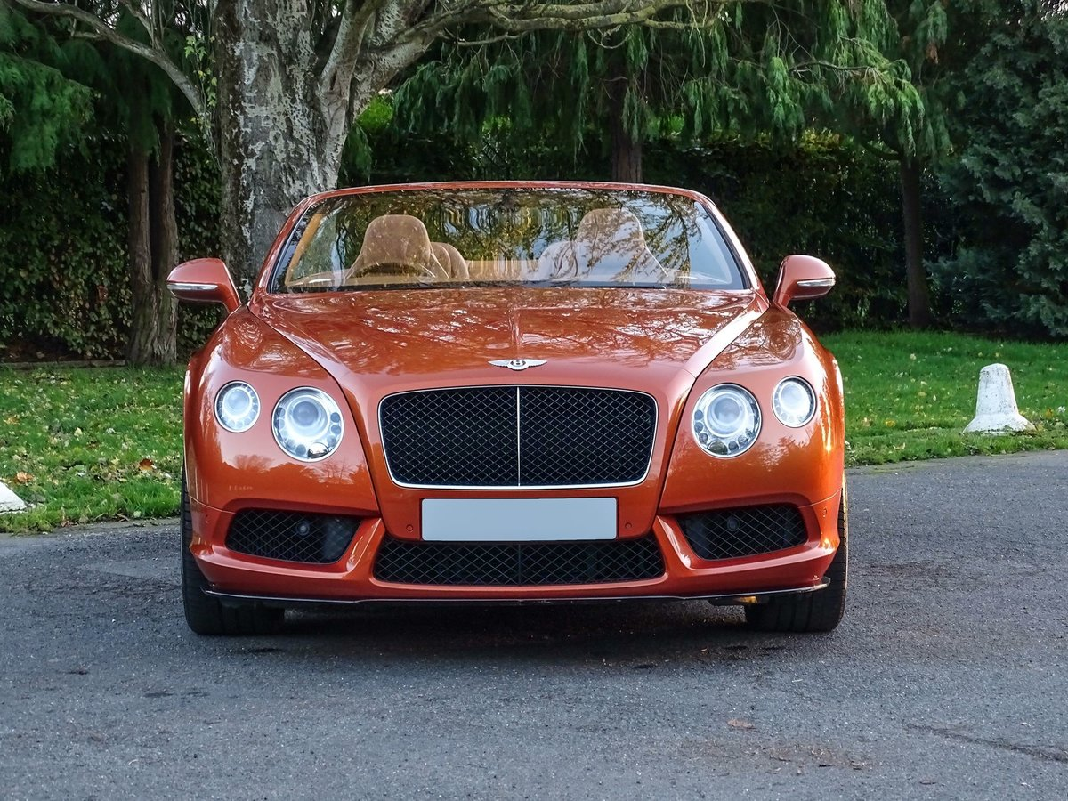 201464 Bentley CONTINENTAL GTC SOLD (picture 11 of 20)