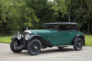 Picture of 1930 Bentley Speed Six Gurney Nutting Weymann Saloon SOLD