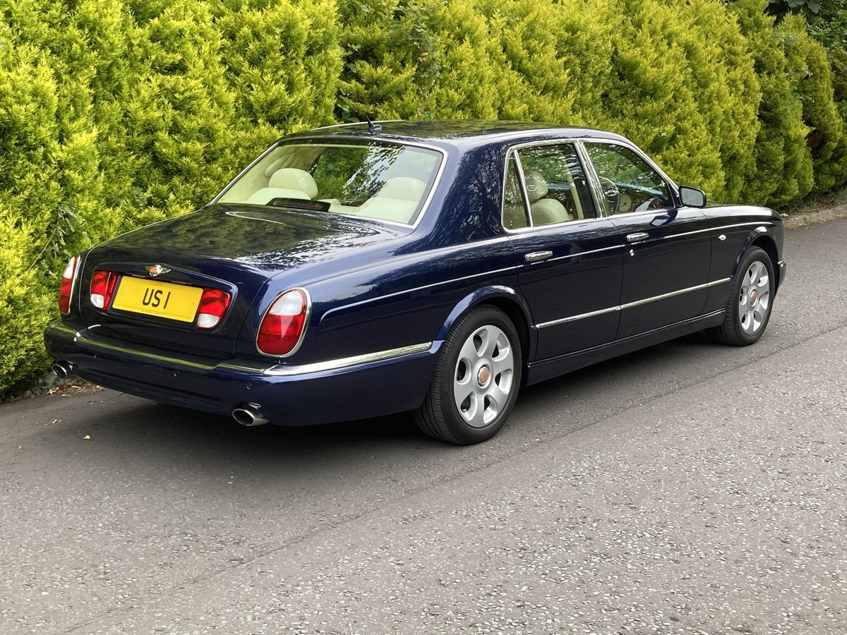2001 Bentley Arnage Red Label For Sale (picture 4 of 6)