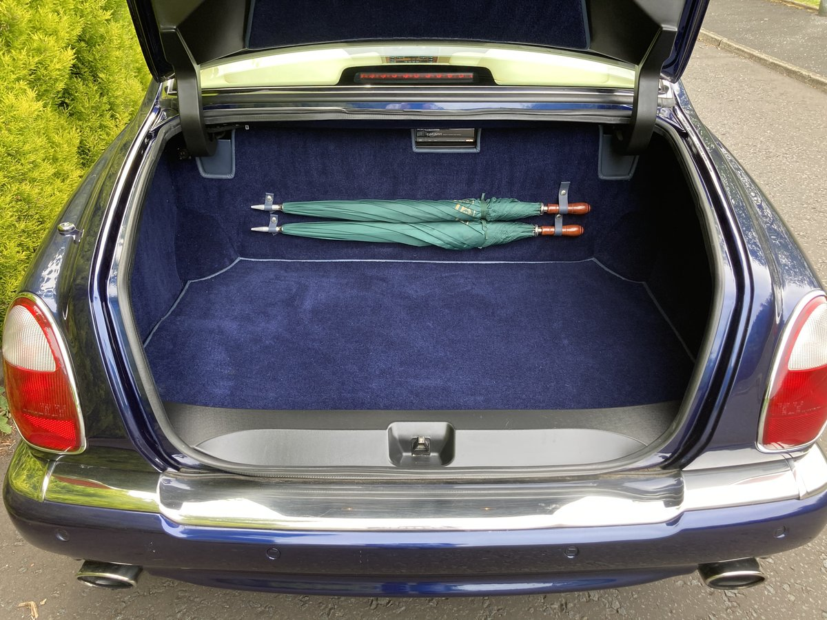 2001 Bentley Arnage Red Label For Sale (picture 6 of 6)
