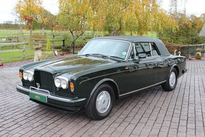 Picture of 1990 Bentley Continental DHC For Sale