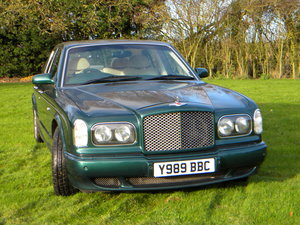Picture of 2001 Bentley Arnage Red Label Full History New MOT