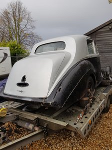 Picture of 1953 Bentley special ?  or Project ?