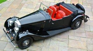 Picture of 1934 Bentley 3 1/2 Litre Windovers 4 Seater Open Tourer