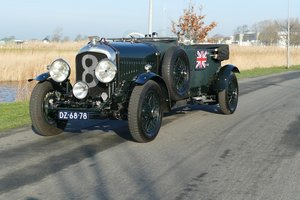 Picture of Bentley Le Mans Special 1935