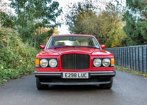 Picture of 1988 Bentley Turbo R SOLD by Auction