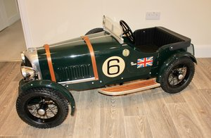 Bentley Speed 6 Pedal Car