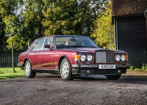 Picture of 1996 Bentley Brooklands SOLD by Auction