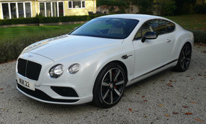 Bentley Continental GT V8S Mulliner