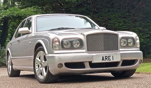 Picture of 2003 BENTLEY ARNAGE T 6.7 Litre 495Bhp For Sale