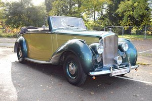 Picture of 1950 Bentley MK VI Drophead Coupe For Sale