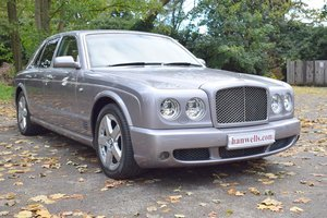 Picture of 2009/59 Bentley Arnage T Mulliner Level 2 in Silver Tempest