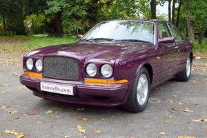 1996 Model/N Bentley Continental R in Wildberry