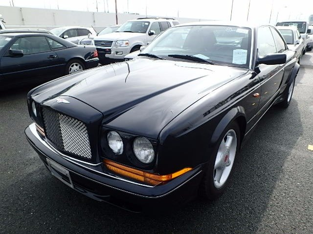 1997 Bentley continental t wide body For Sale (picture 1 of 6)