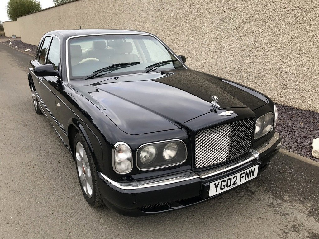 2002 Bentley Arnage Red Label. New MoT. For Sale (picture 1 of 6)
