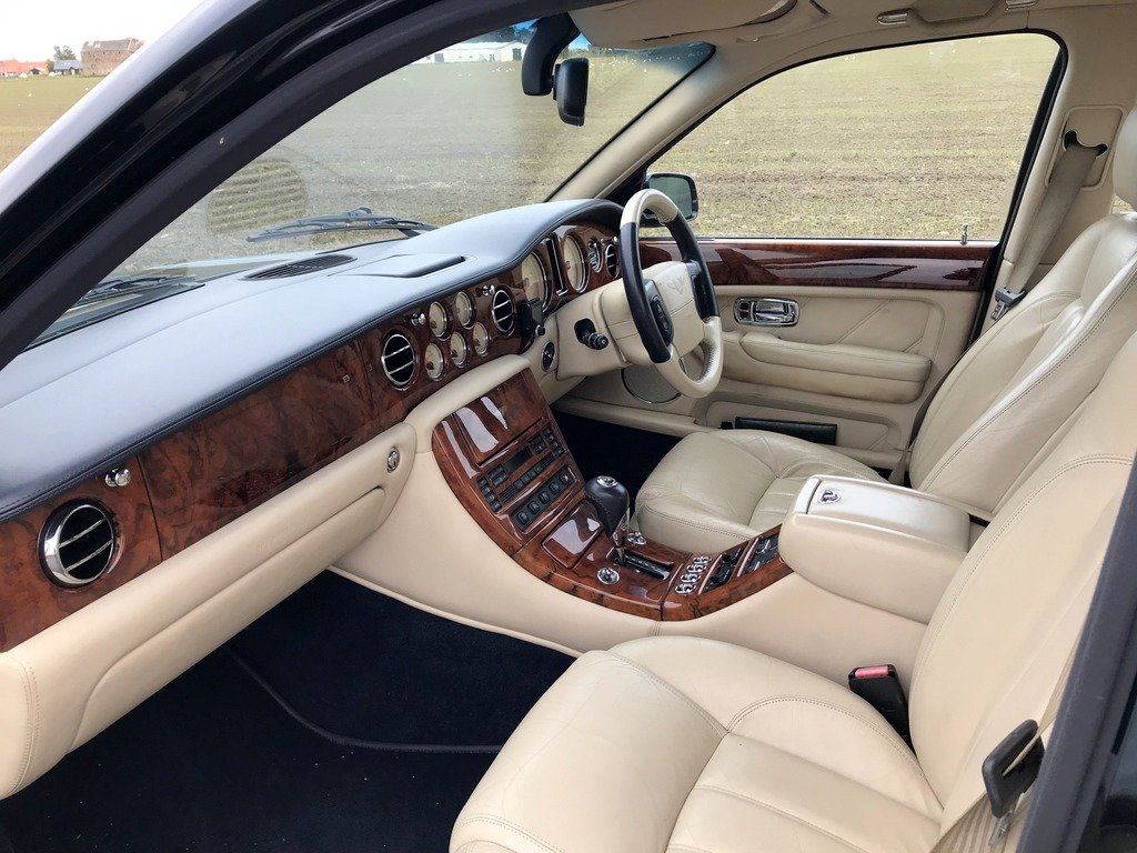 2002 Bentley Arnage Red Label. New MoT. For Sale (picture 2 of 6)