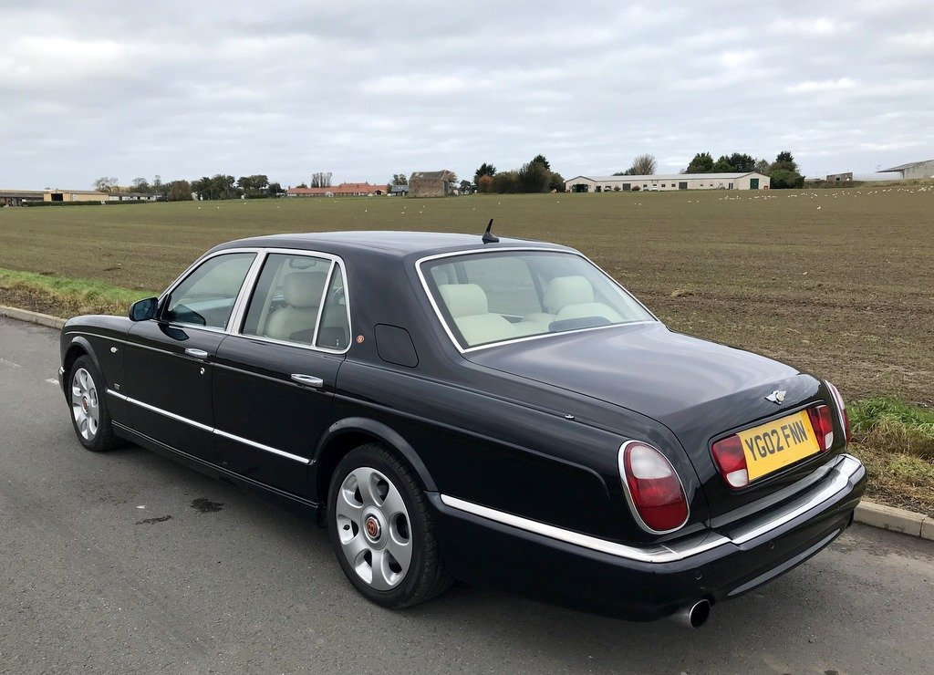 2002 Bentley Arnage Red Label. New MoT. For Sale (picture 3 of 6)