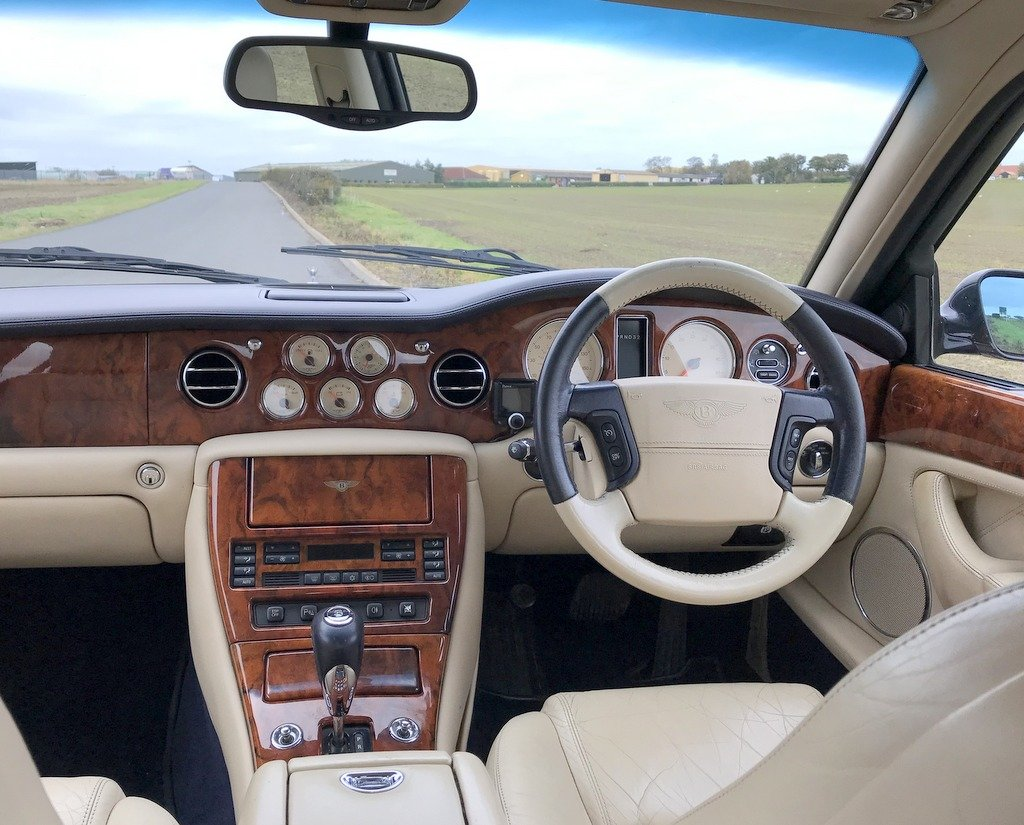 2002 Bentley Arnage Red Label. New MoT. For Sale (picture 4 of 6)