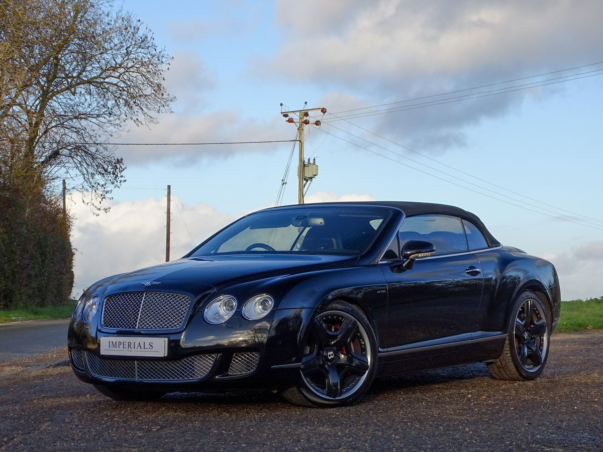 2008 Bentley CONTINENTAL GTC SOLD (picture 1 of 20)
