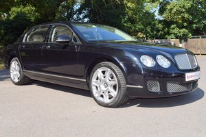 2010/60 Bentley Flying Spur Mulliner in Onyx