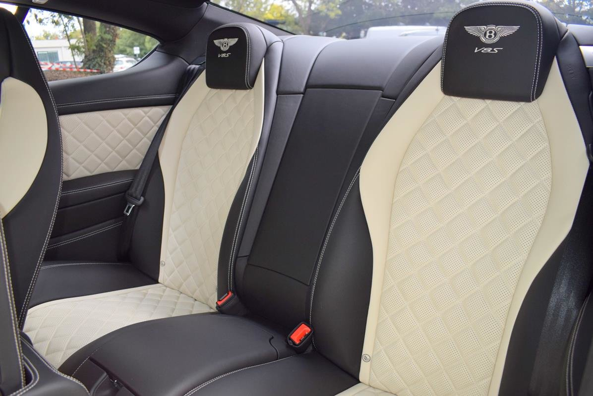 2018 Bentley Continental GT Mulliner V8S 4.0 Onyx Concept GT For Sale (picture 3 of 6)