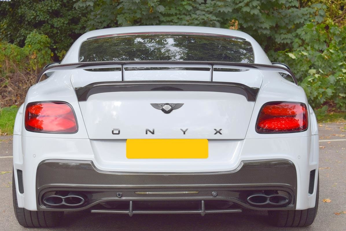 2018 Bentley Continental GT Mulliner V8S 4.0 Onyx Concept GT For Sale (picture 5 of 6)