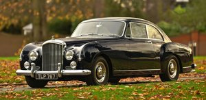 Picture of 1957 BENTLEY S1 CONTINENTAL MANUAL FASTBACK BY H.J. MULLINER For Sale