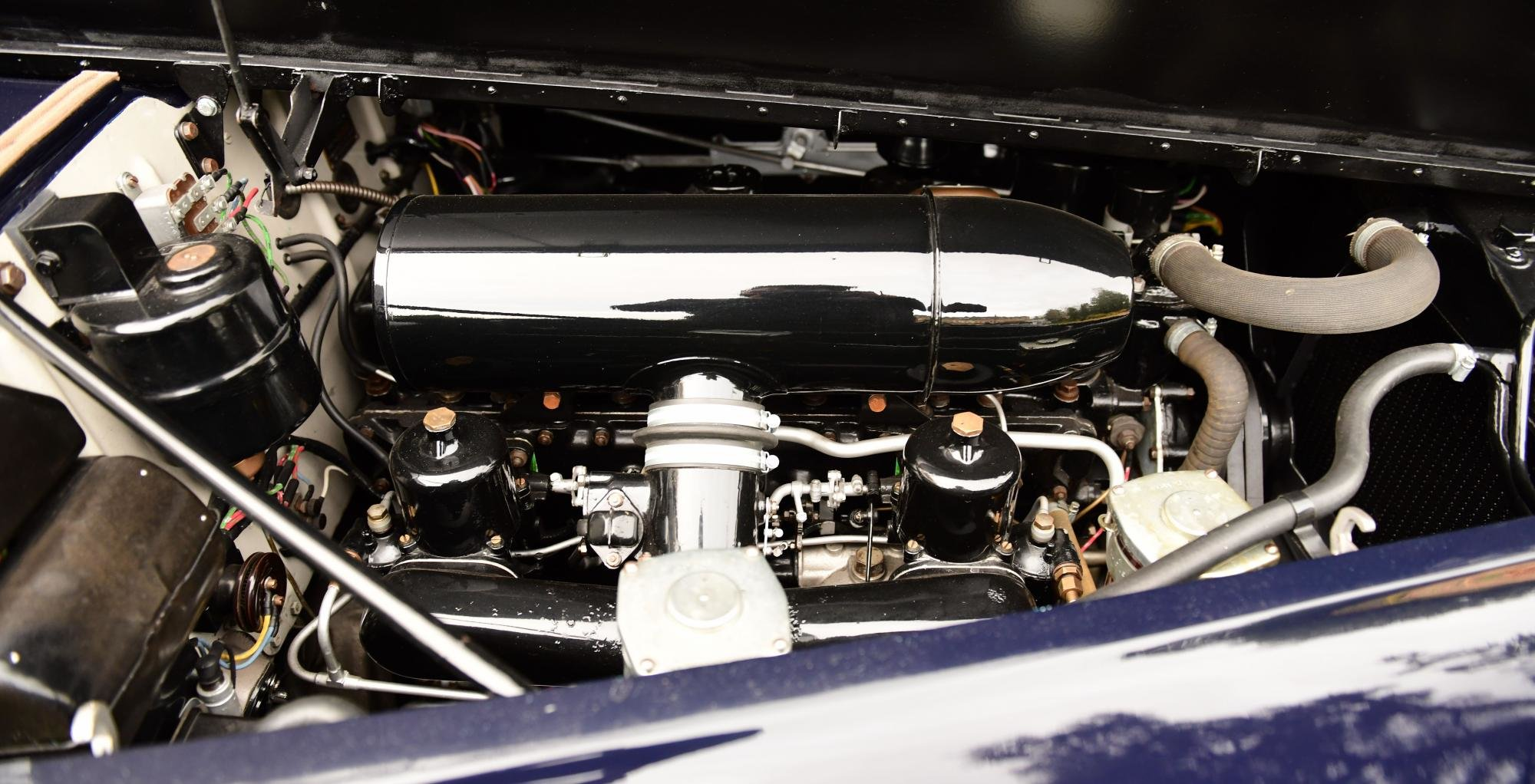 1957 BENTLEY S1 CONTINENTAL MANUAL FASTBACK BY H.J. MULLINER For Sale (picture 3 of 6)