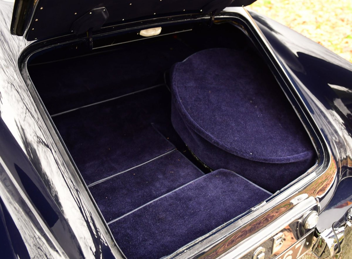 1957 BENTLEY S1 CONTINENTAL MANUAL FASTBACK BY H.J. MULLINER For Sale (picture 6 of 6)