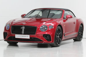2020 Bentley Continental GT Mulliner Number 1 Edition