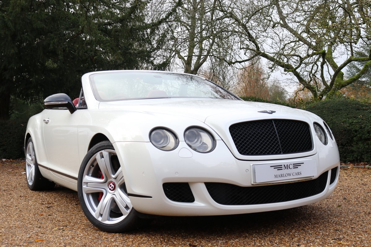 2010 BENTLEY GTC MULLINER For Sale (picture 1 of 6)