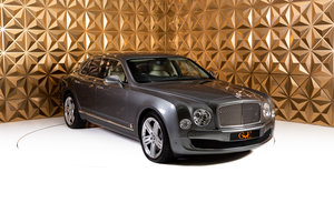 Picture of Bentley Mulsanne 2012 For Sale