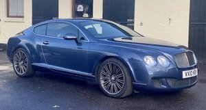 Picture of 2010 Bentley Continental GT Speed Coup For Sale by Auction