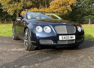 Picture of 2007 Bentley GTC For Sale by Auction