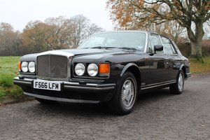 Picture of Bentley 8 1989 - to be auctioned 29-01-21 For Sale by Auction
