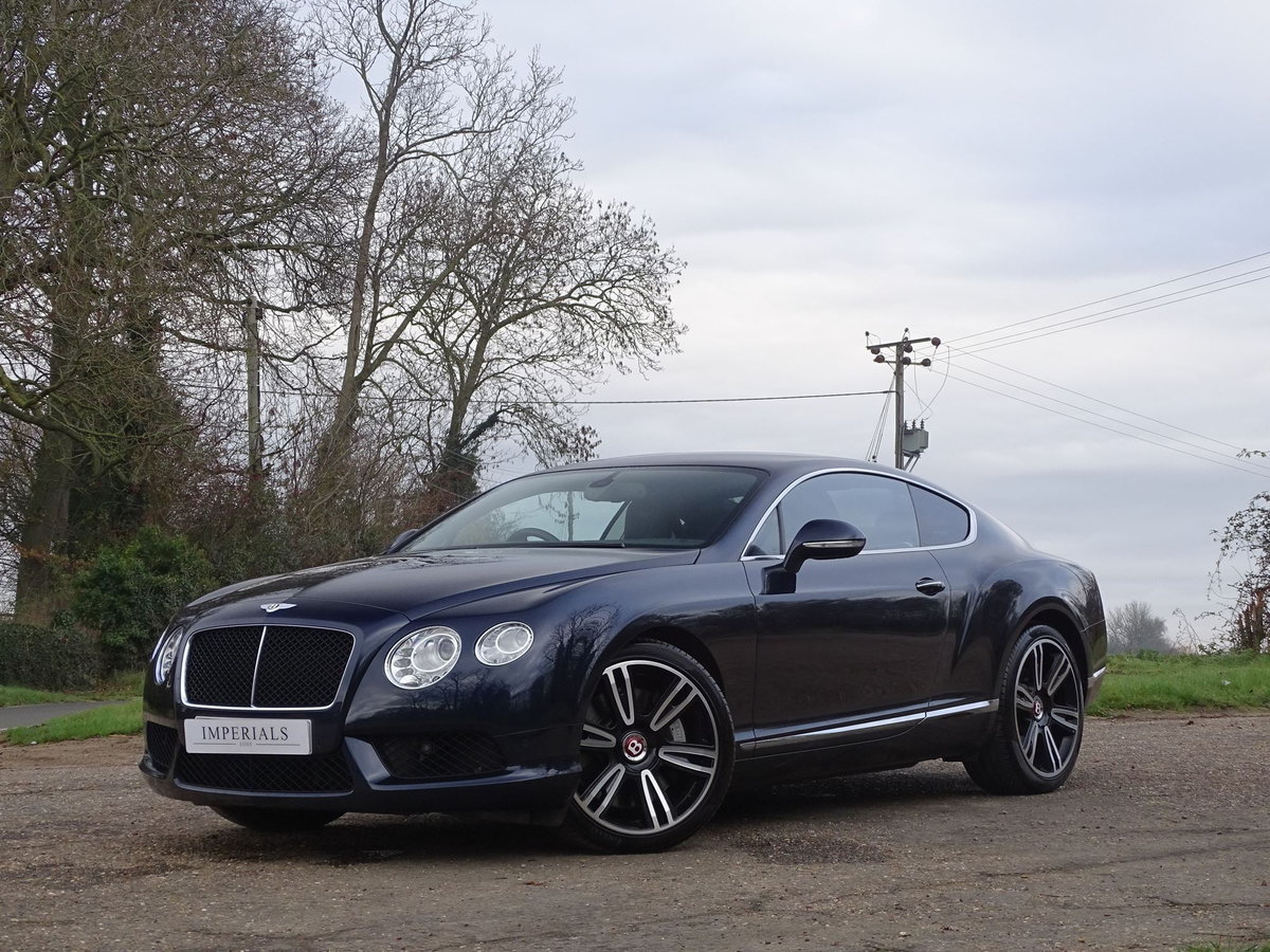 2013 Bentley CONTINENTAL GT SOLD (picture 1 of 18)