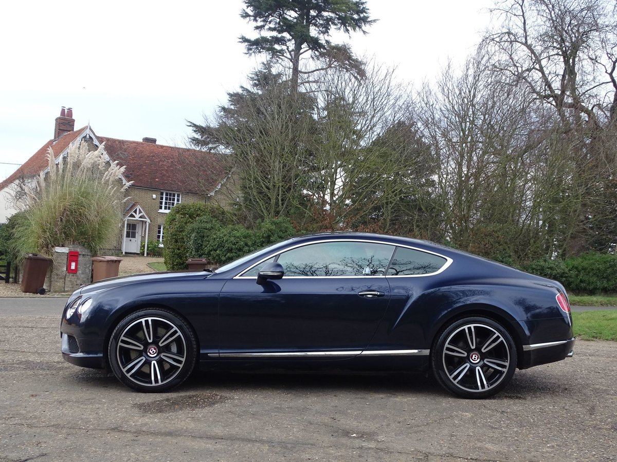 2013 Bentley CONTINENTAL GT SOLD (picture 2 of 18)