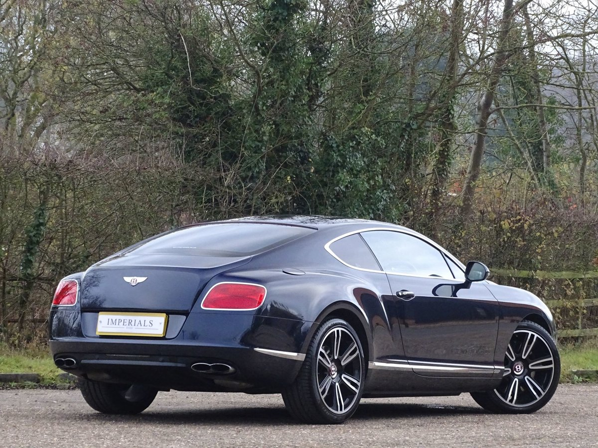 2013 Bentley CONTINENTAL GT SOLD (picture 4 of 18)