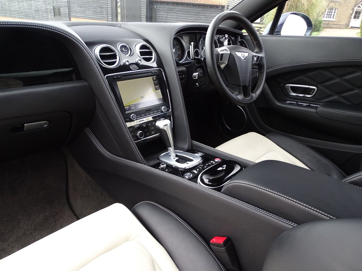 2013 Bentley CONTINENTAL GT SOLD (picture 12 of 18)
