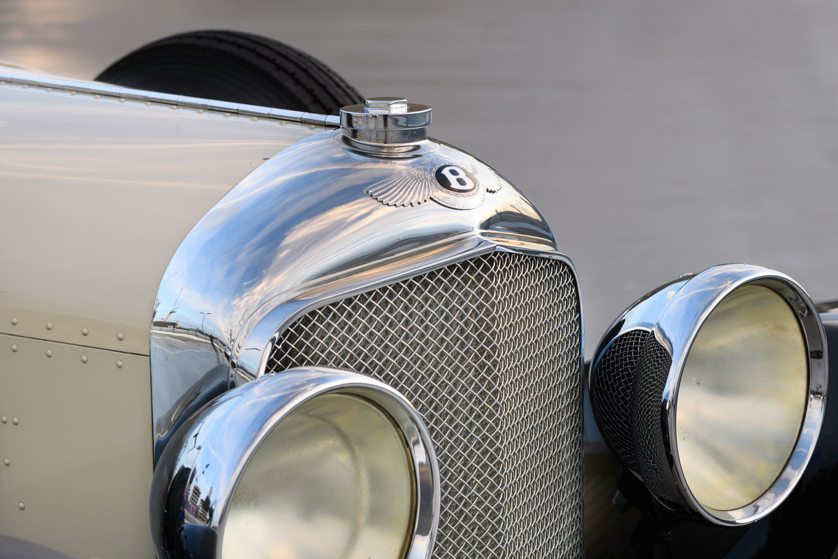 1928 Bentley 4 12 Litre Vanden Plas Style Tourer For Sale (picture 7 of 10)