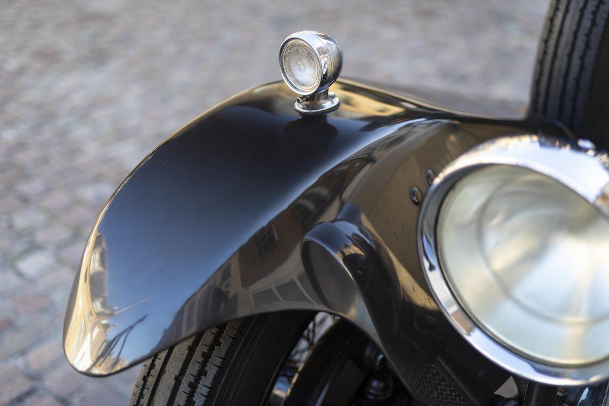 1928 Bentley 4 12 Litre Vanden Plas Style Tourer For Sale (picture 8 of 10)