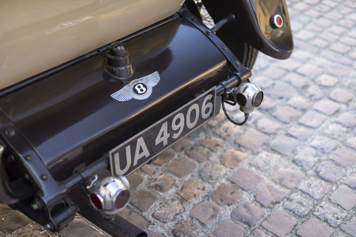 1928 Bentley 4 12 Litre Vanden Plas Style Tourer For Sale (picture 10 of 10)