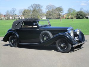 Picture of 1938 Bentley 4 1/4 Litre Sedanca Coupe by Gurney Nutting For Sale