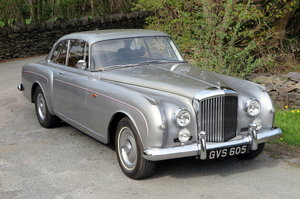 Picture of 1960 Bentley S2 Continental H.J. Mulliner 2dr Coupe BC50AR For Sale