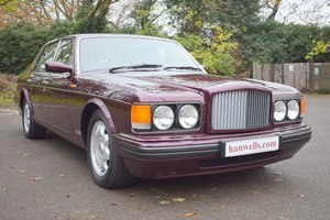 Picture of 1995 1996 Model Bentley Brooklands in Wildberry For Sale