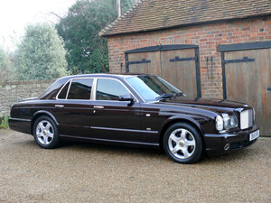 Picture of 2002 Bentley Arnage T For Sale