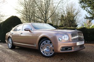 Picture of 2017 BENTLEY MULSANNE PREMIER SPEC For Sale