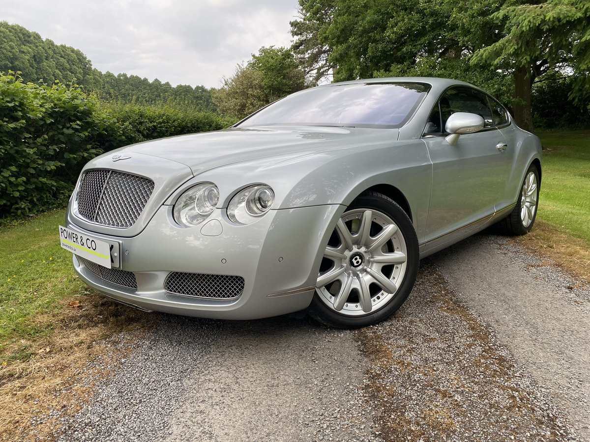 2005 Bentley Continental GT- Beautiful Specification For Sale (picture 1 of 5)