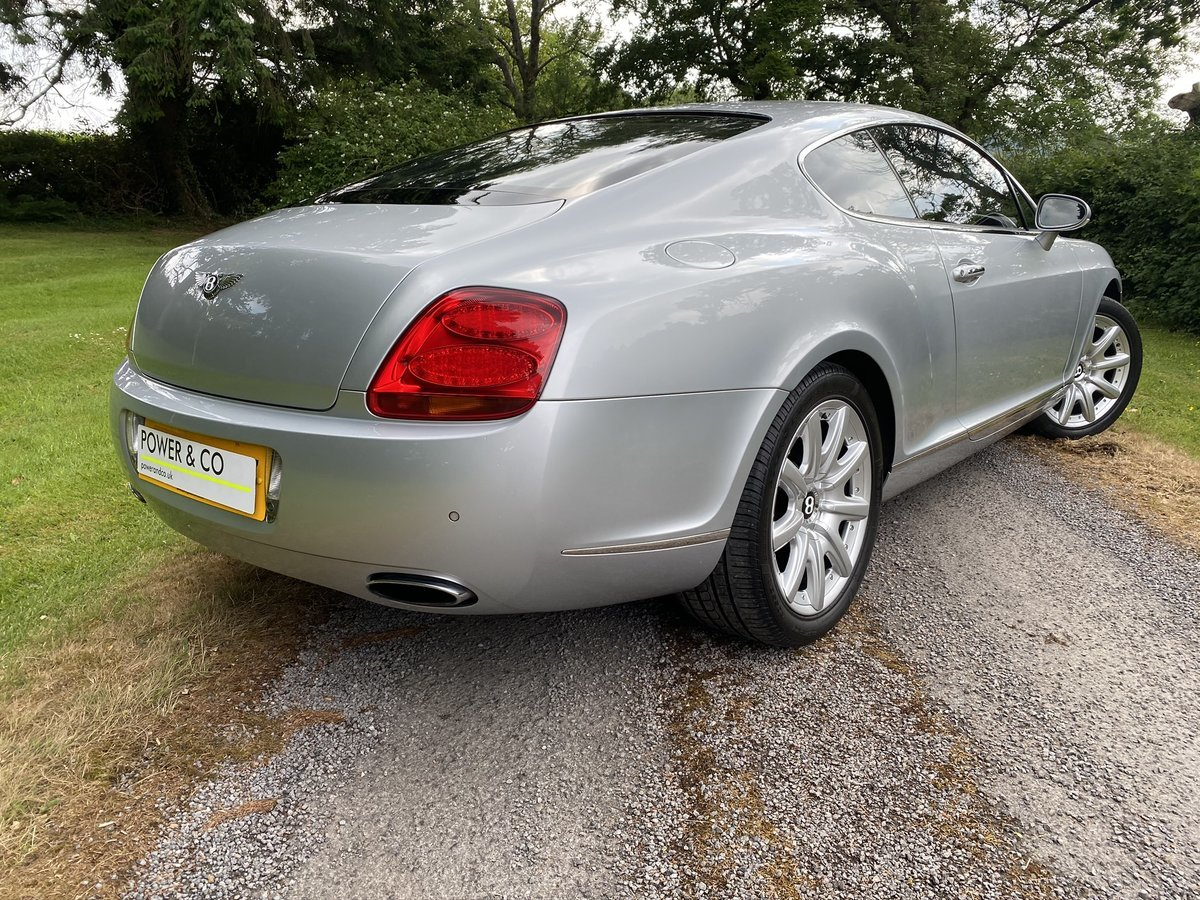 2005 Bentley Continental GT- Beautiful Specification For Sale (picture 2 of 5)
