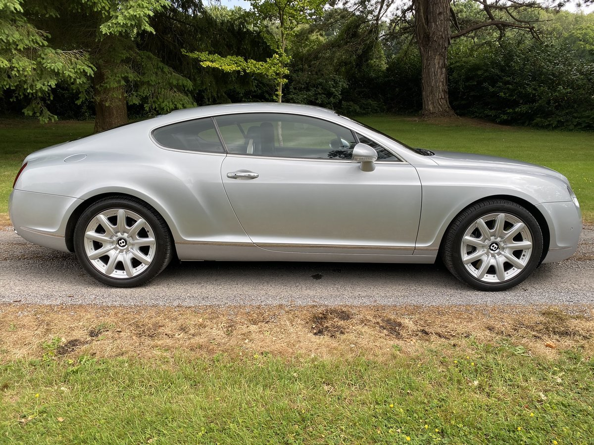 2005 Bentley Continental GT- Beautiful Specification For Sale (picture 3 of 5)